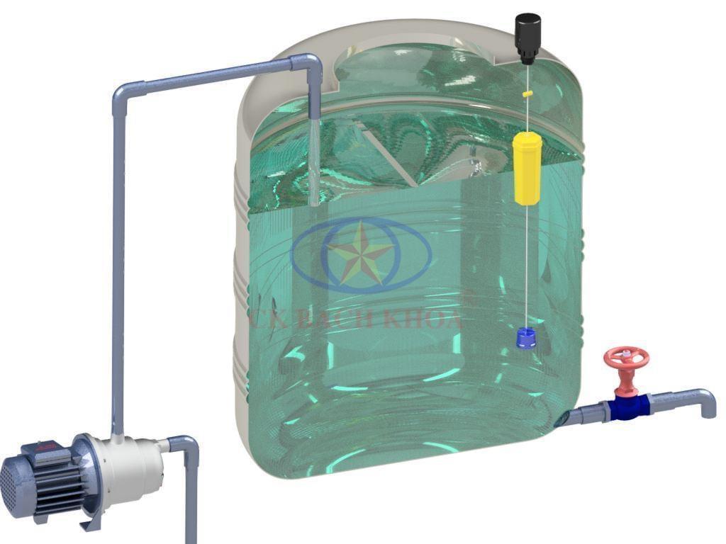 Phao cơ bồn nước inox có ý nghĩa quan trọng trong đời sống người dân