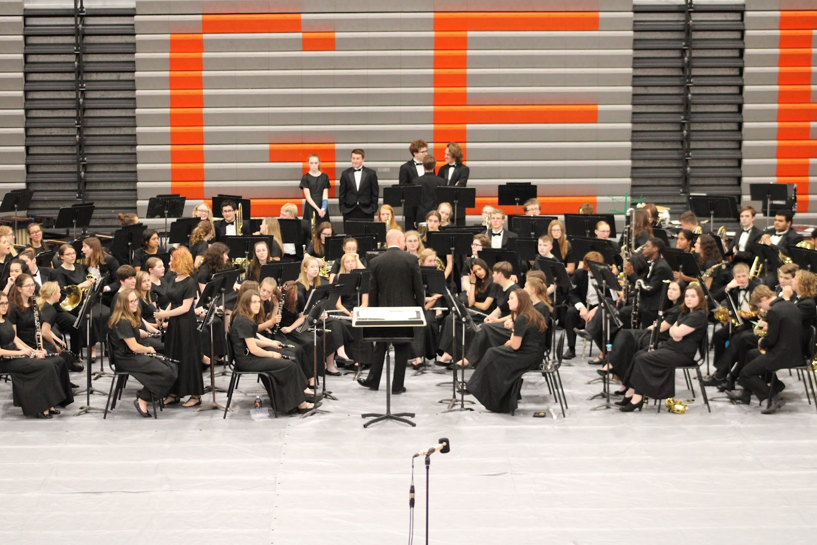 All City Band concer 2019