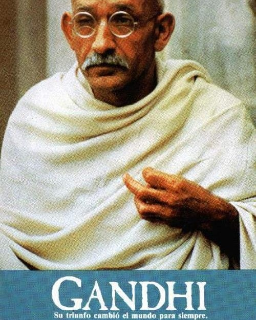 Gandhi (1982, Richard Attenborough)