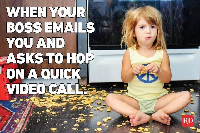 Hilarious work from home memes