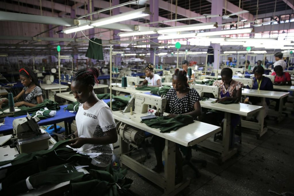 Image result for manufacturing in africa