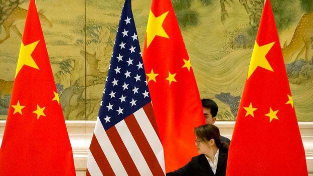 Подготовка к встрече торговых представителей США и Китая в Пекине 14 февраля 2019 года