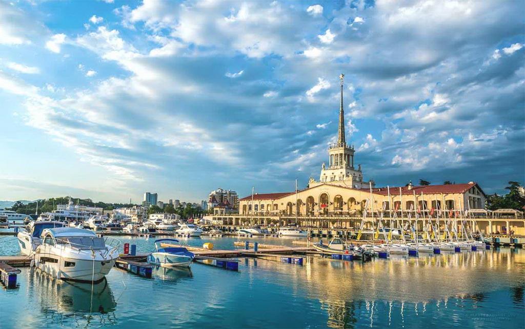 Где на Черном море жить хорошо? Сравнение Сочи с другими курортами