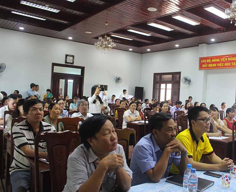 Hội Nghị 'Tuyên truyền Tập huấn sử dụng hóa đơn điện tử theo Nghị Định 119/2018/NĐ-CP và đối thoại Doanh nghiệp'