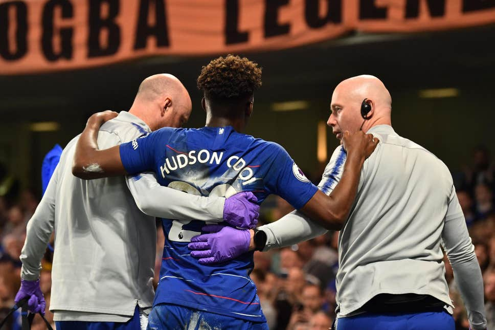 Callum Hudson-Odoi injury: Chelsea winger could miss start of next ...