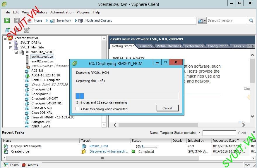 Deploy MCU Polycom RMX Virtual Edition (9)