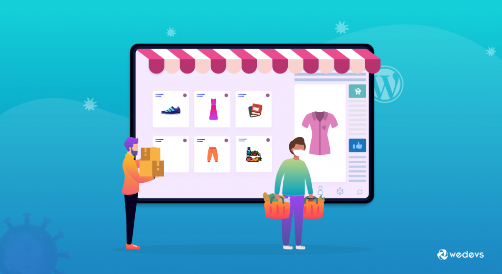 Help local vendor to sell products using your WordPress marketplace