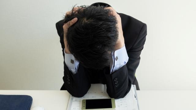 新社会人は注意!職場の人間関係の悩みがうつ病に!?