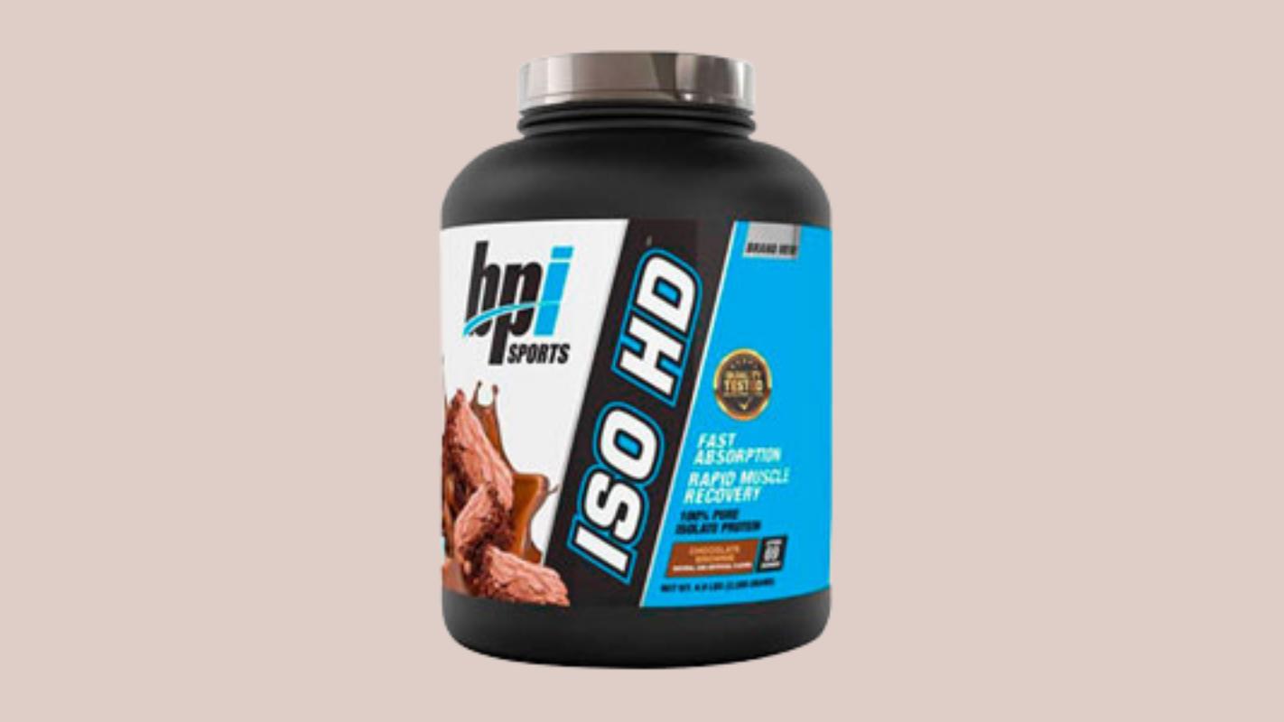 4. BPI SPORTS Whey Protein Best Protein