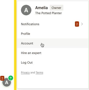Cursor Clicks - Profile Icon - Account