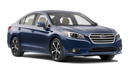 Clé Subaru Legacy 2014-