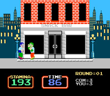 Image result for urban champion nes
