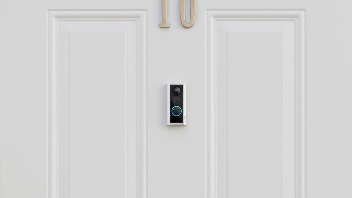 Image result for Ring alarm home security system at Amazon