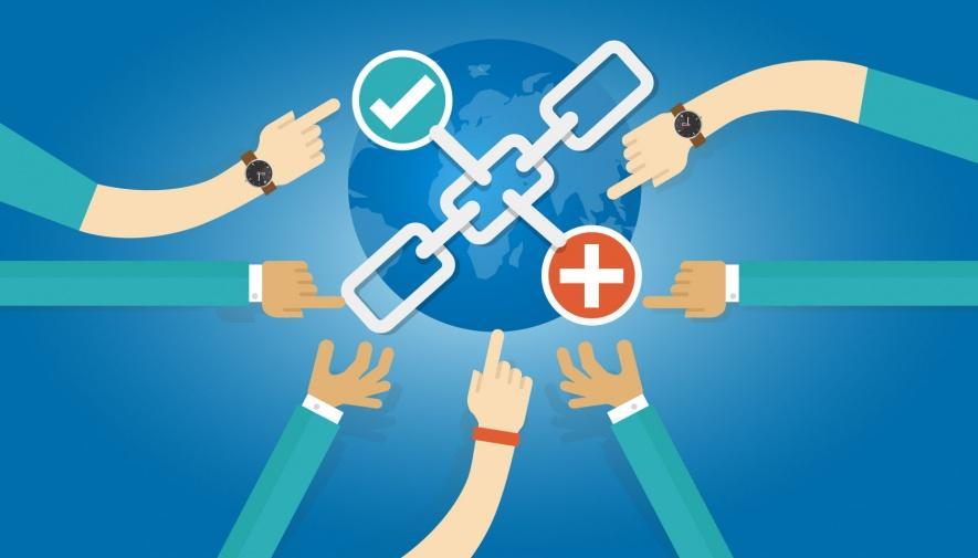link liên kết tạo cơ hội to hơn cho Các website