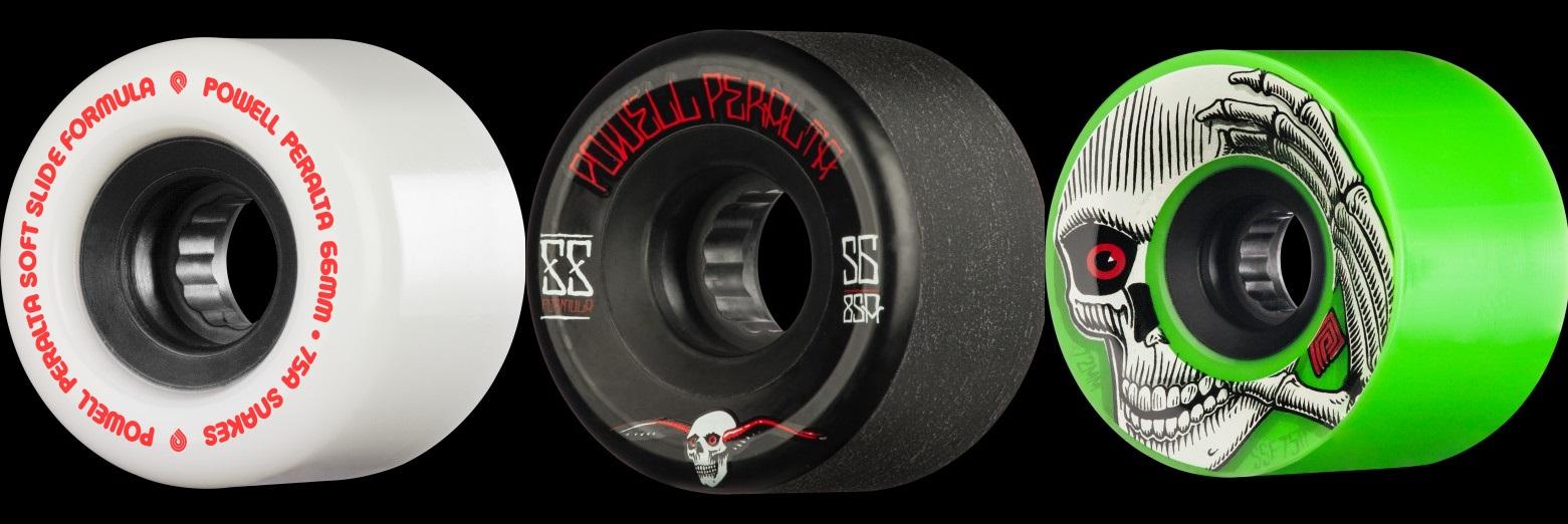 powell peralta freeride wheels