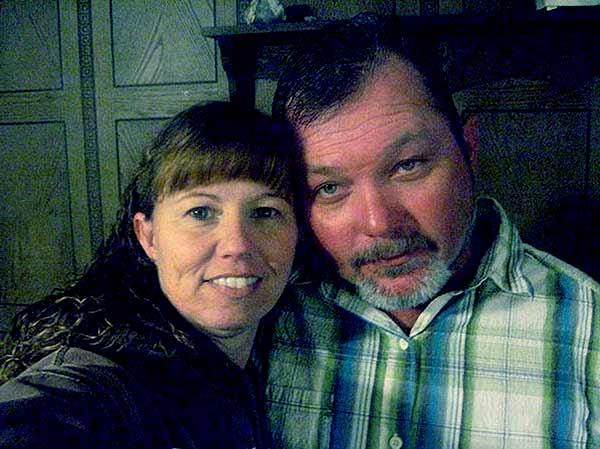 Dr Elizabeth and her husband