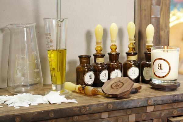 香氛蠟燭diy-精油選擇