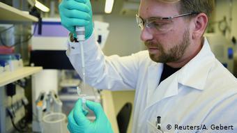 Німецька компанія CureVac працює над мРНК-технологією з 2000 року