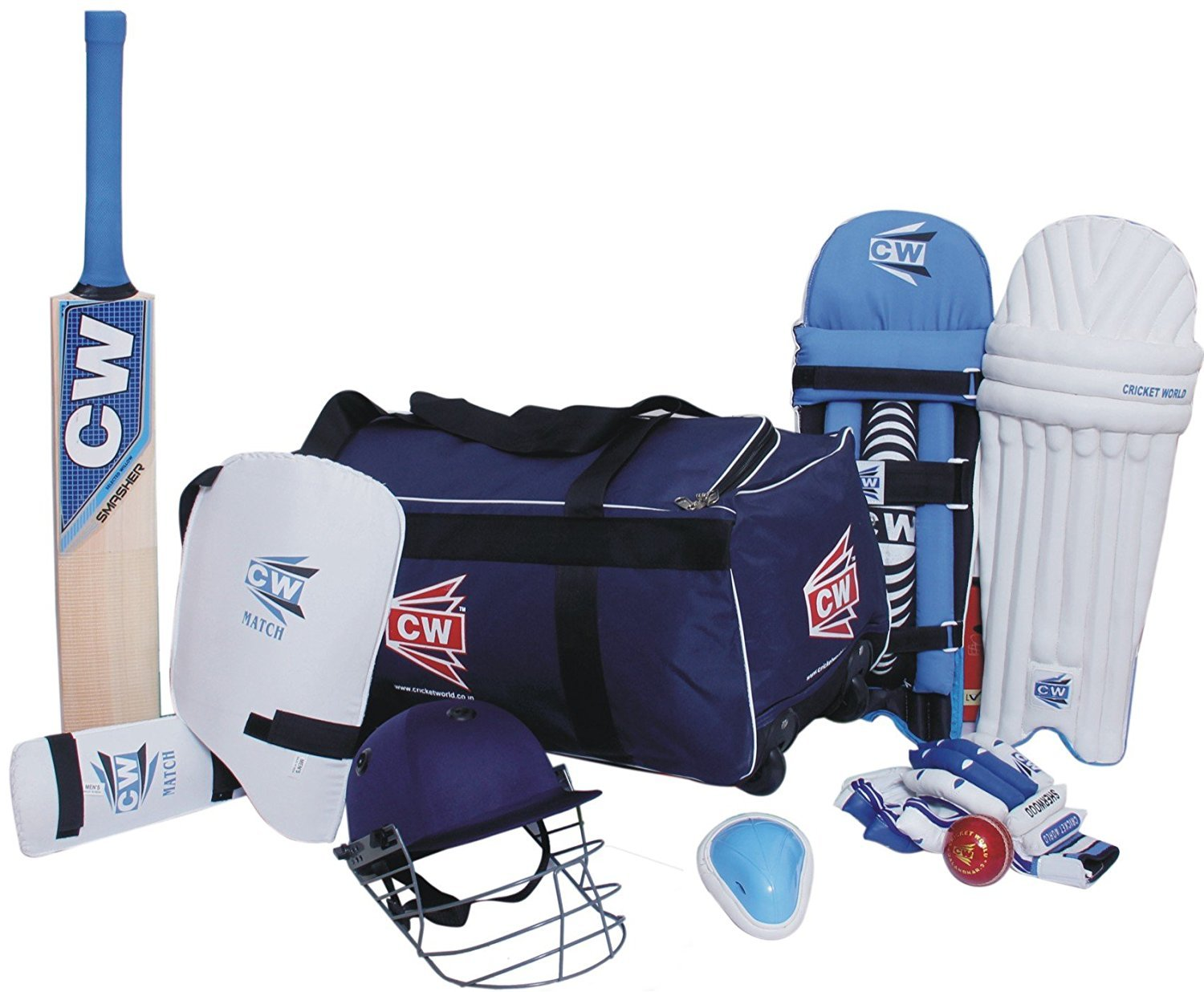 CW Academy Cricket Kit