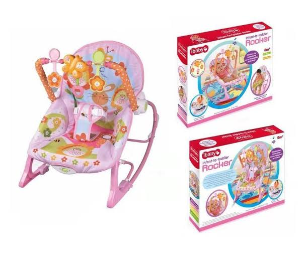 4. ibaby Infant-to-toddler Rocker 02