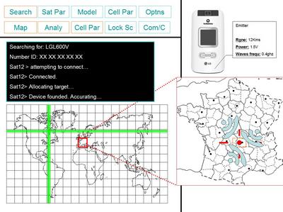 logiciel localisation portable