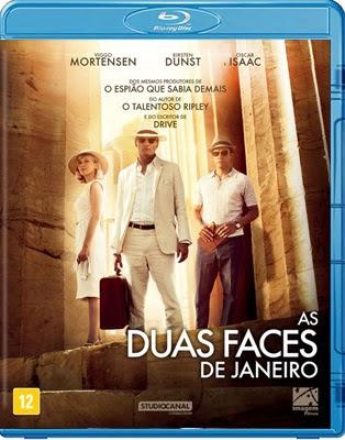 Filme Poster As Duas Faces de Janeiro BDRip XviD Dual Audio & RMVB Dublado