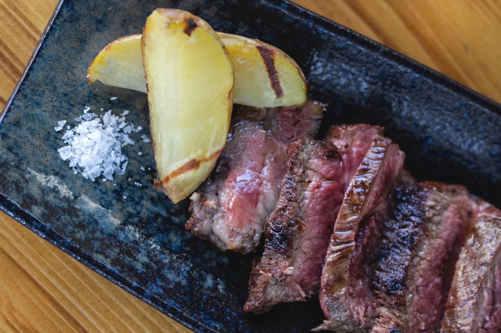 Nebraska Beef by La Gastronomica