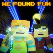 We Found Fun - Minecraft Parody