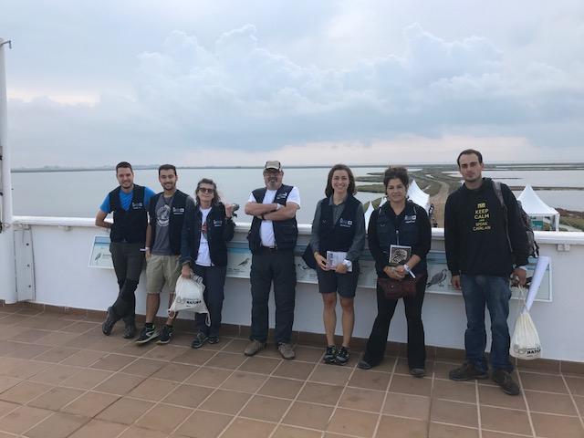 Foto: Voluntaris DBF 2017