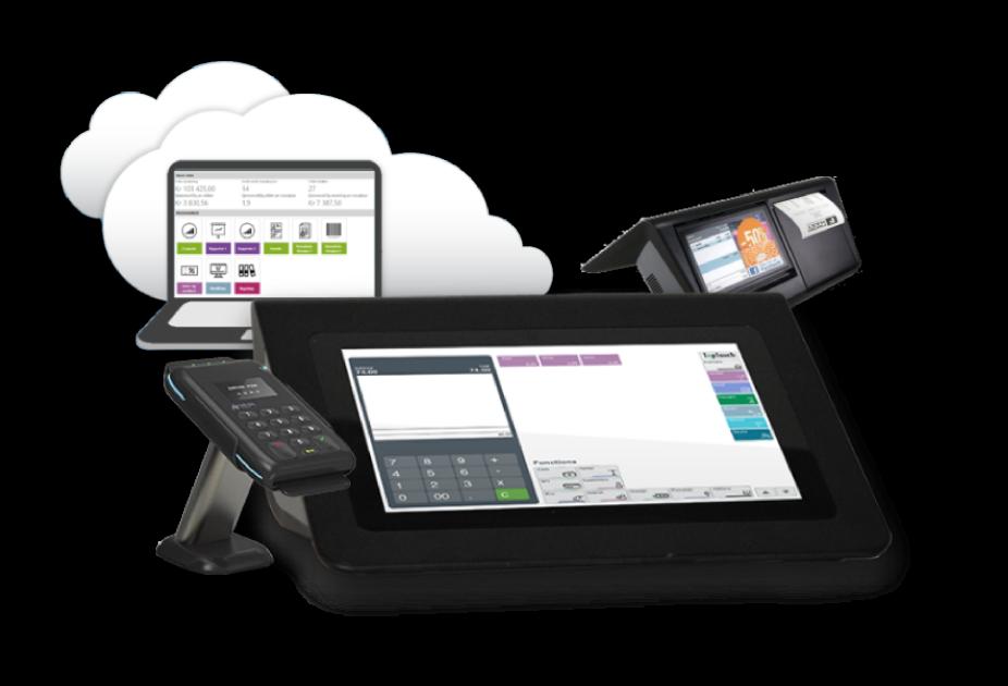 kassesystem, betalingsterminal, pakketilbud, kvitteringsprinter, S8R