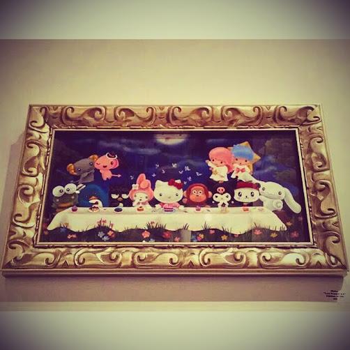 Sanrio Last Supper 2.0