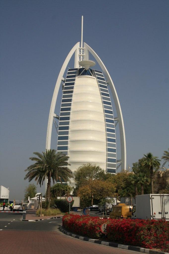 Єдиний в світі 7-зірковий готель