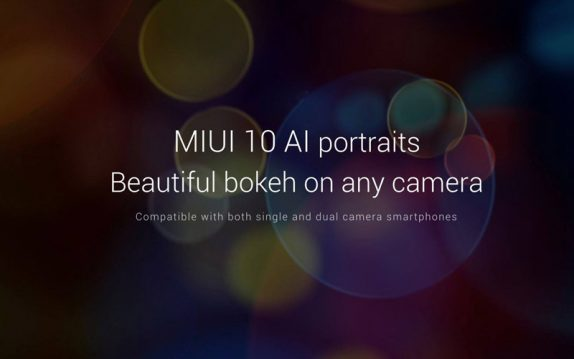 miui 10 ai features