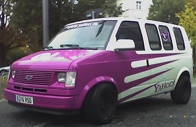 Yahoo's musikbil