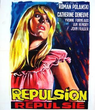 Repulsión (1965, Roman Polanski)