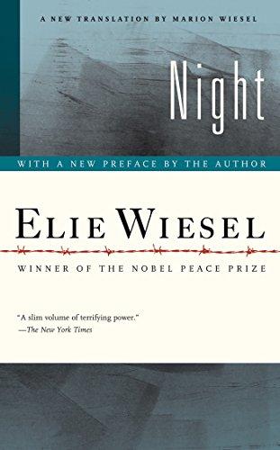 Amazon.com: Night (Night Trilogy) eBook: Wiesel, Elie, Wiesel, Elie, Wiesel,  Marion: Kindle Store