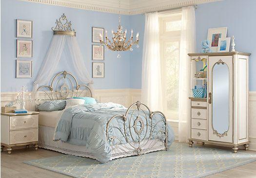 Use Princess-Themed Decor For the Disney Lover