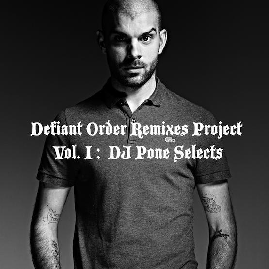 Defiant Order Remixes Project vol.I sur CD et vinyle