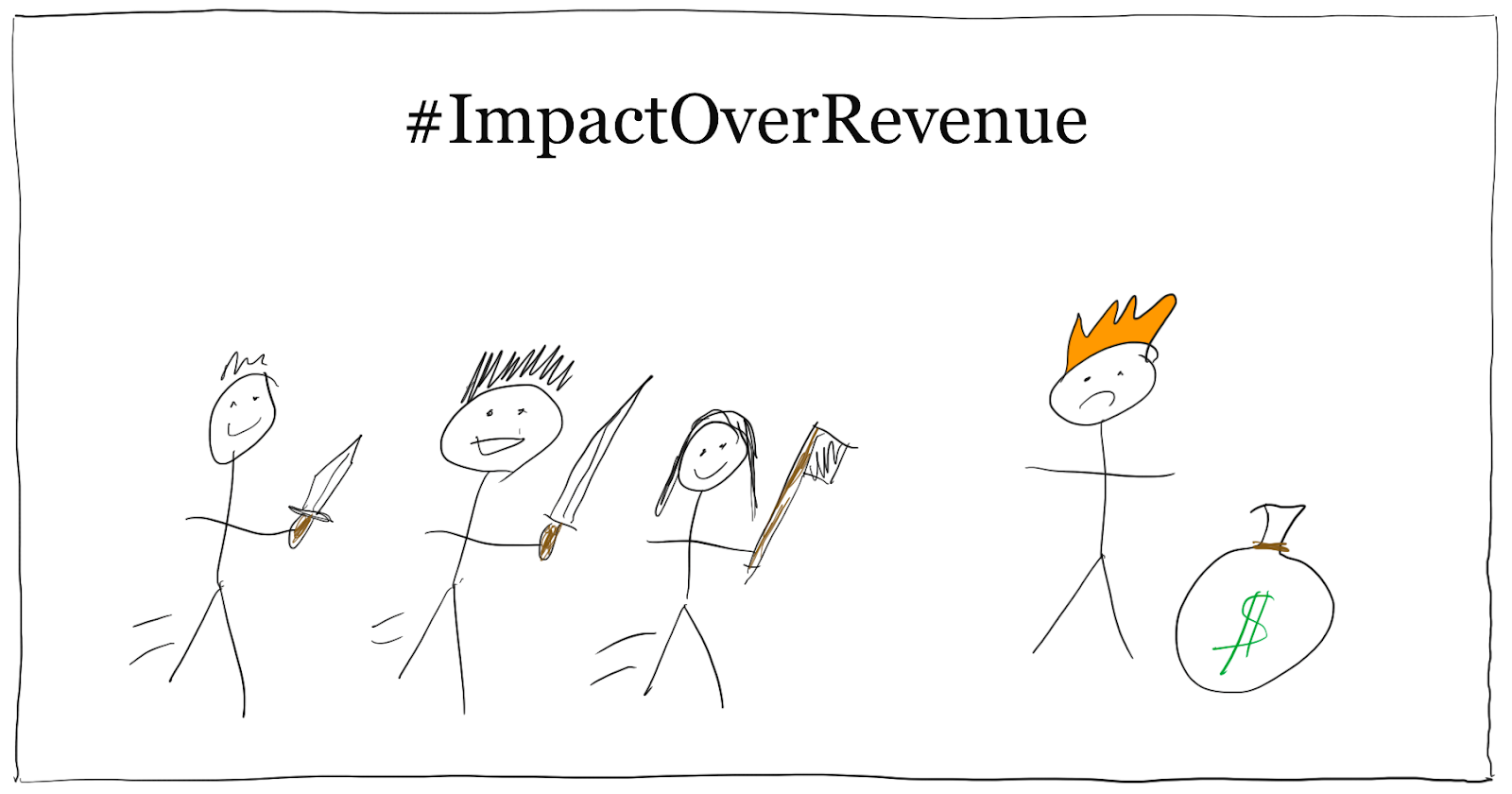 impact over revenue