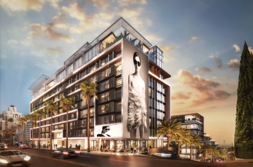 Pendry Residences — West Hollywood