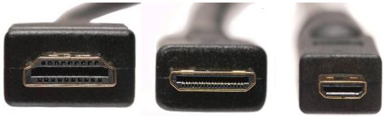 Mini, Micro