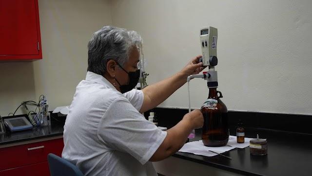 INDRHI, a través del CEHICA, ofrece servicio de análisis en calidad de aguas