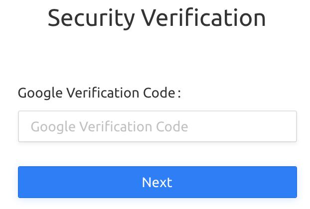 Cài mật khẩu giao dịch sàn KuCoin