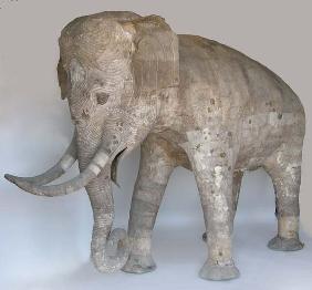 Paper ache elephant