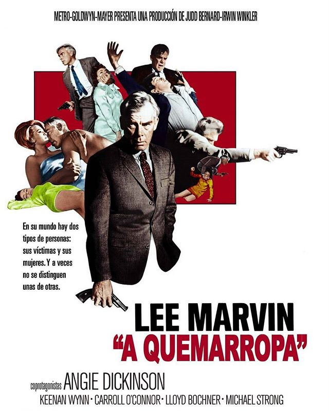 A quemarropa (1967, John Boorman)