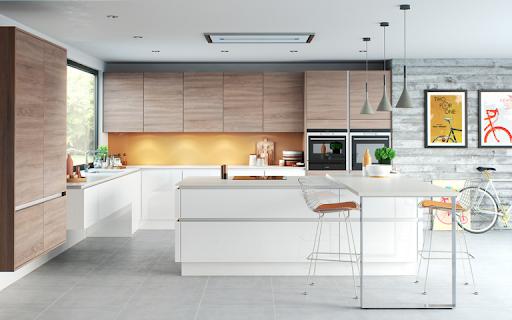 Xu hướng màu sắc thiết kế bếp