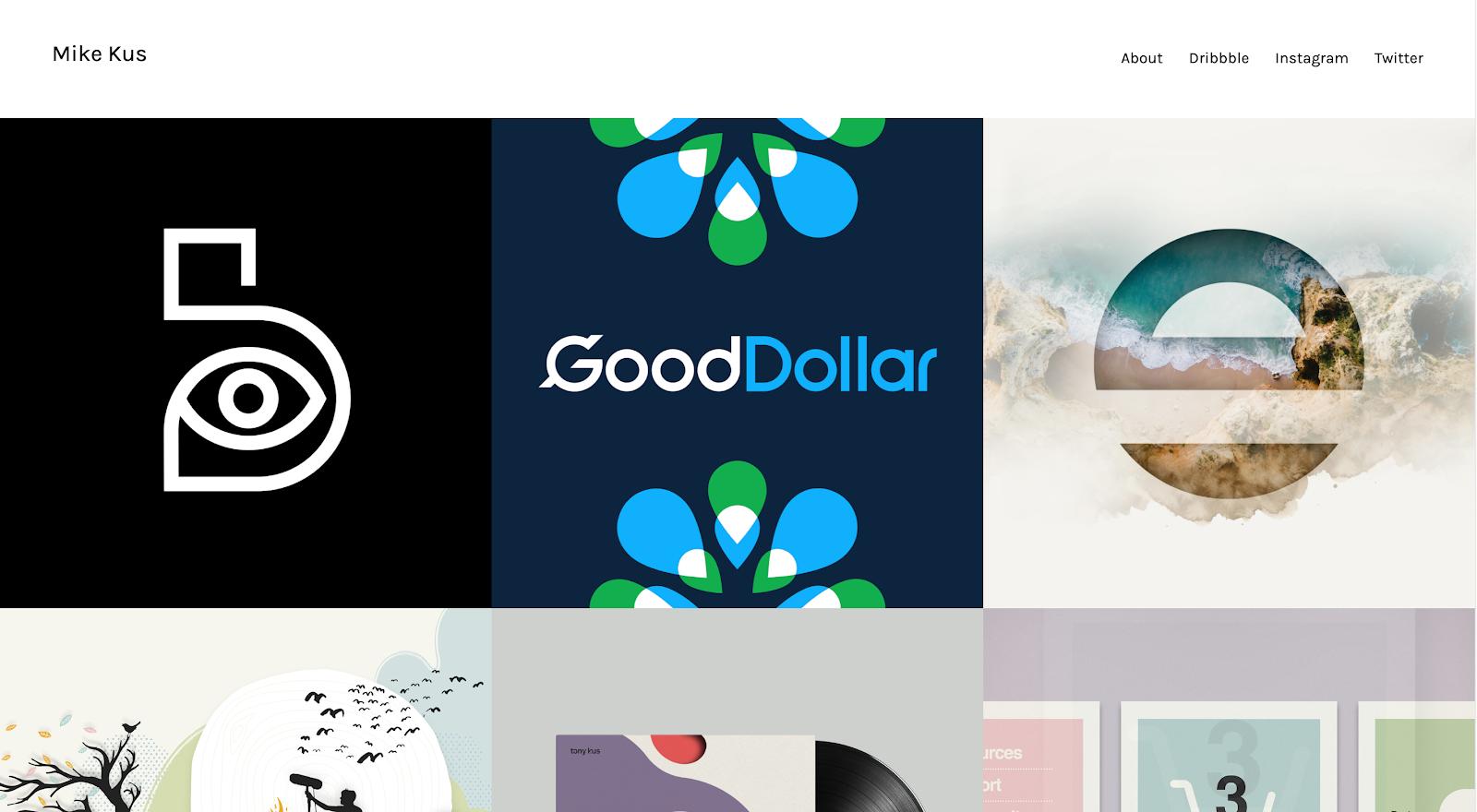 Web Design Business Portfolio