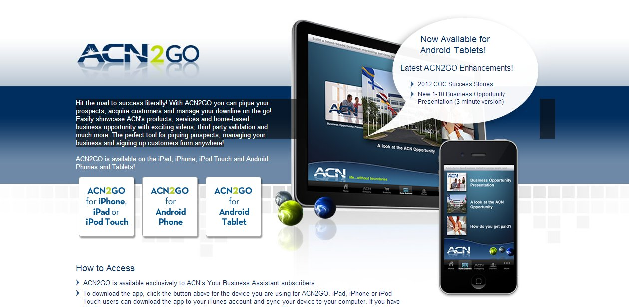 Acnibo The Acn Ibo Personal Business Assistant