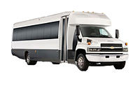 Shuttle bus from Calgary to lake louise has Ample space forup to 24 passengers