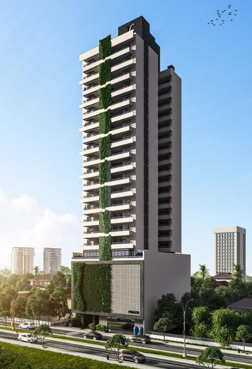 Edifício Pienza - apartamentos na planta para investir em Chapecó